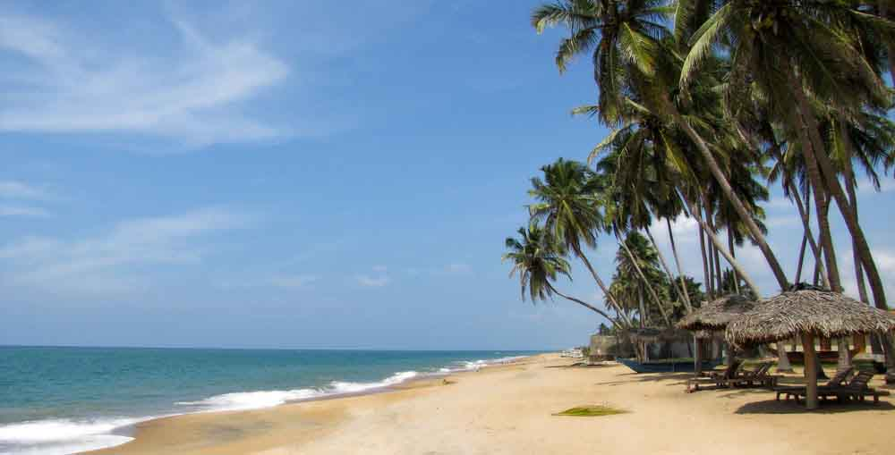 Ceylon Beach tour
