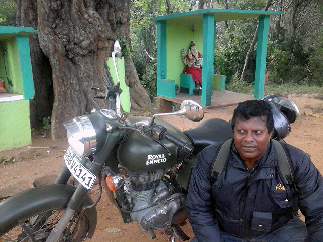 Sri Lanka Royal Enfield Bike tour